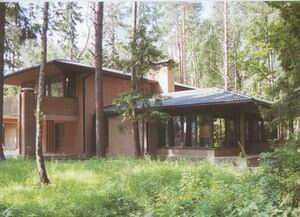 Коттеджный поселок Лесной ручей 3